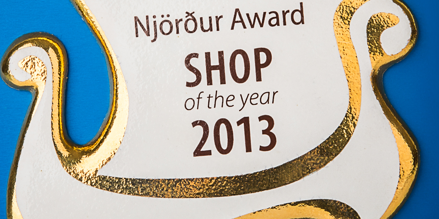 Shop of the year