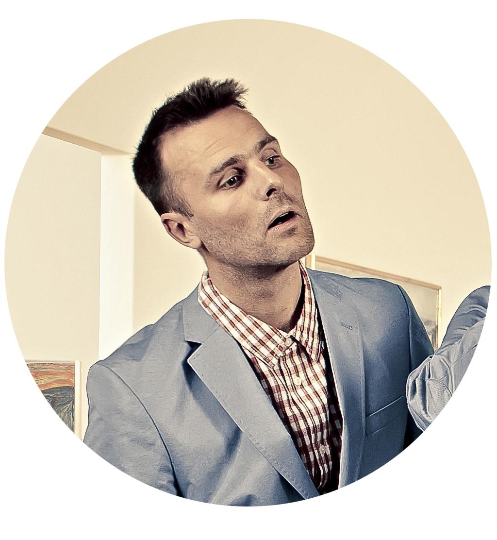 Grímkell P. Sigurþórsson Director of Design & Marketing