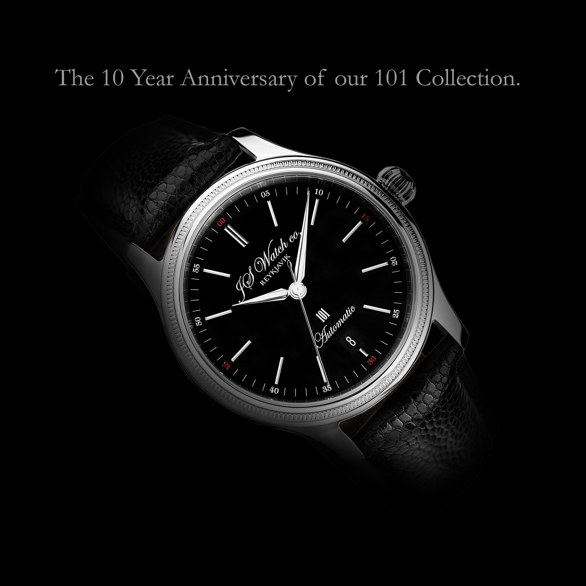 101 10 Year edition