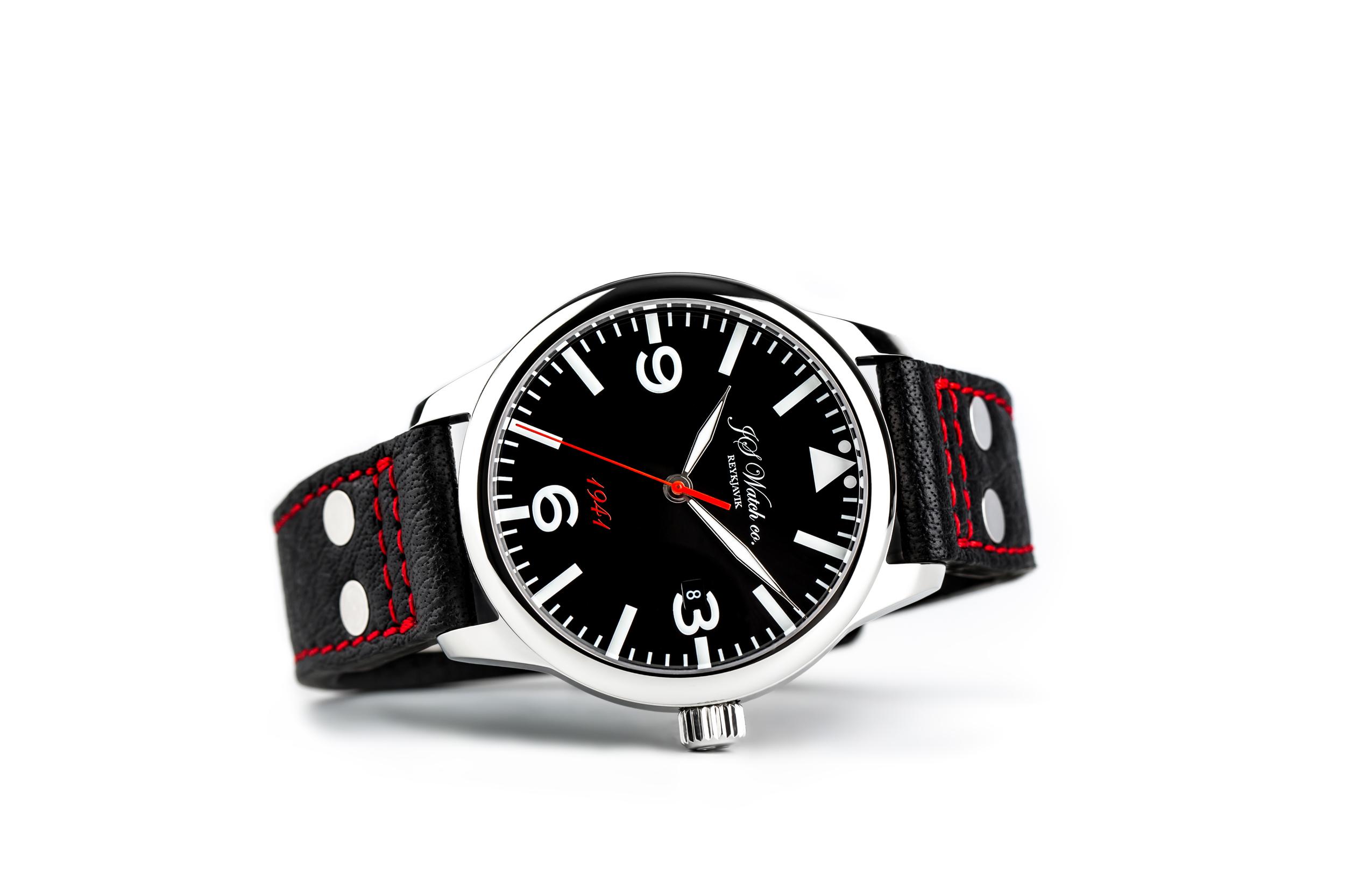 Frisland 1941 Pilot style watch