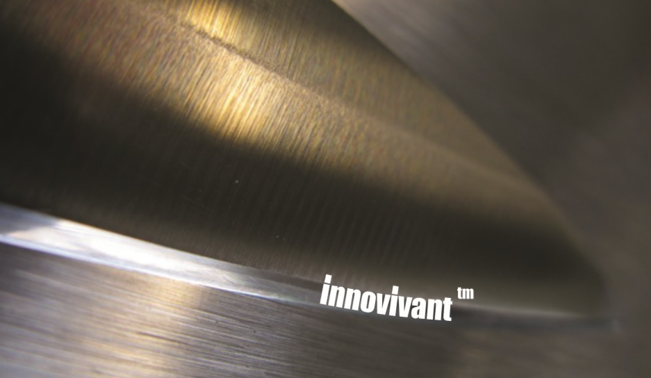 innovivant at the cutting edge.....