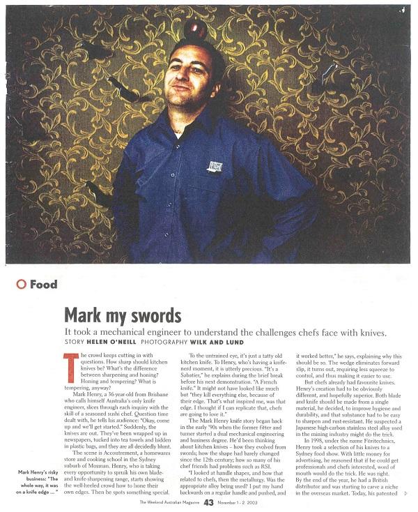 Weekend Australian Magazine -2003.jpg
