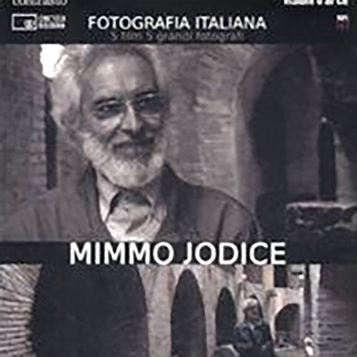 DVD - Fotografia italiana - Mimmo Jodice
