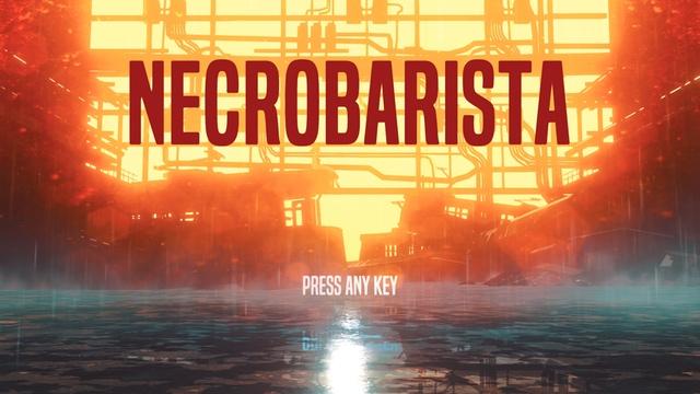 Necrobarista Title