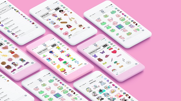 Stickerbaby - Messaging stickers publishing platform