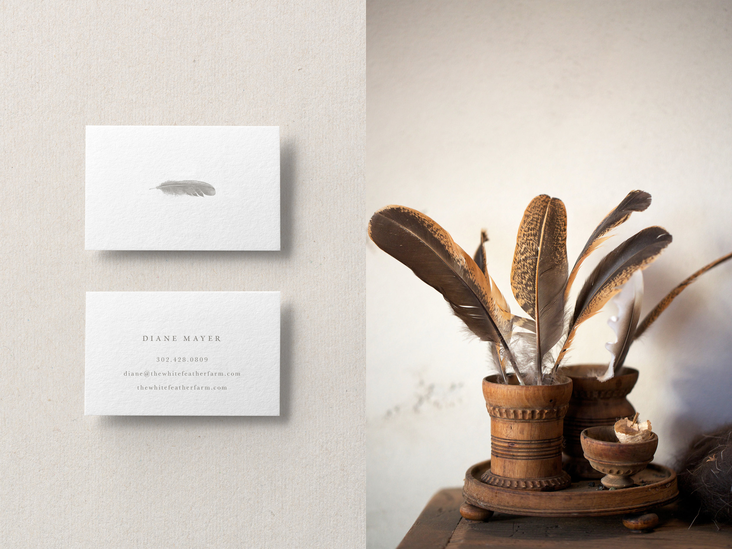 White-Feather-Farm-Business-Cards-Kraft-Shaman-Altar_Light copy.jpg