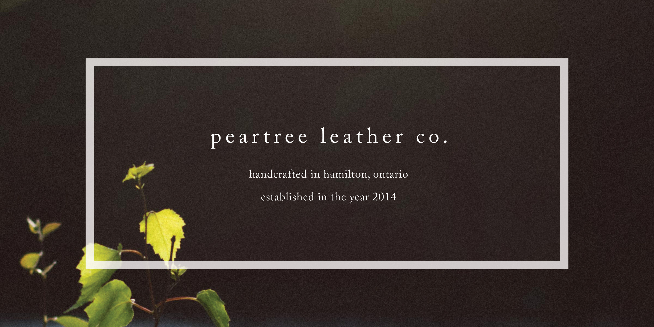 Peartree Leather Co.