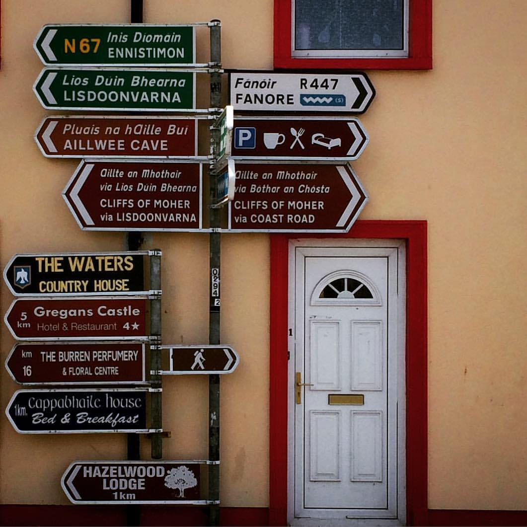 Global Summer Study 2016, Ireland. Ph: Robert Brinkerhoff