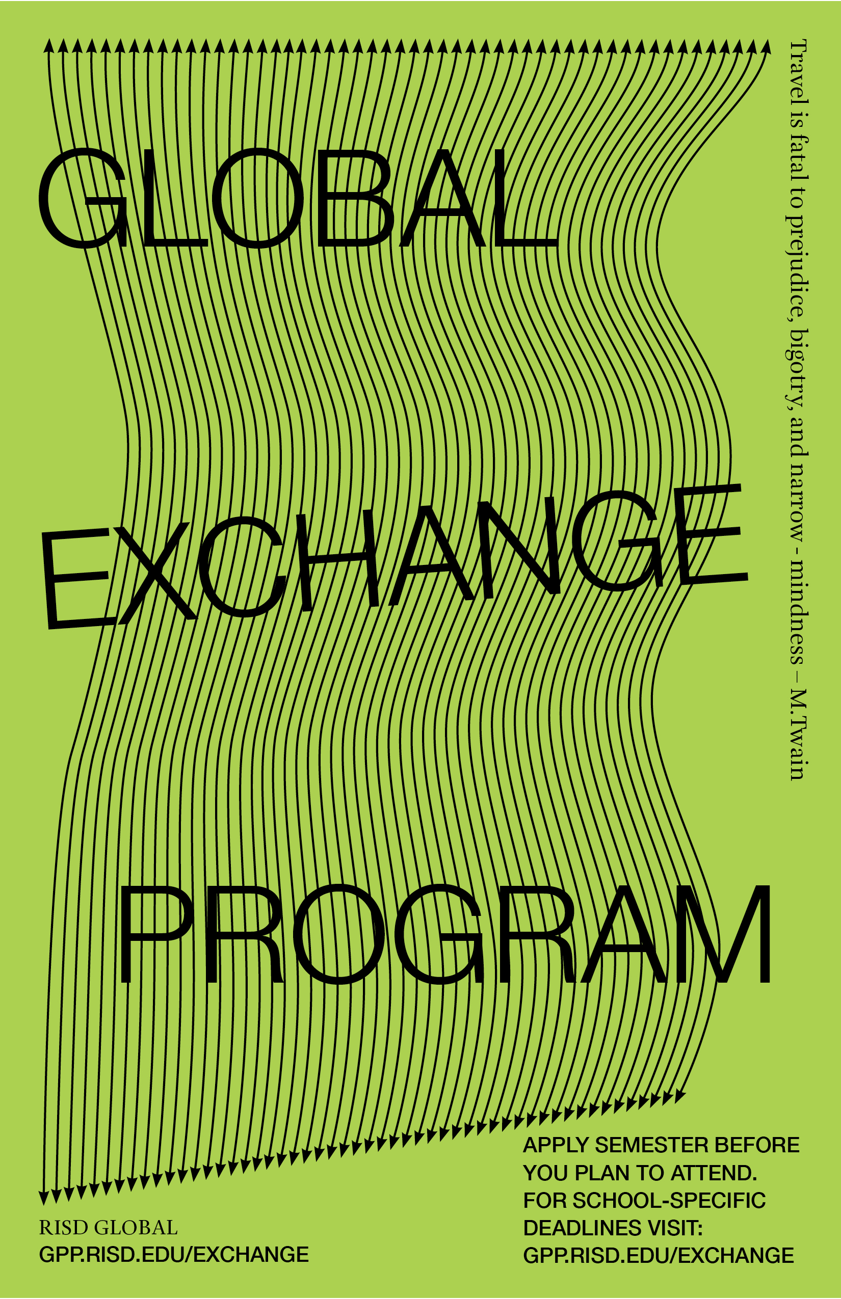 Click to read the Global Exchange program snapshot advising booklet