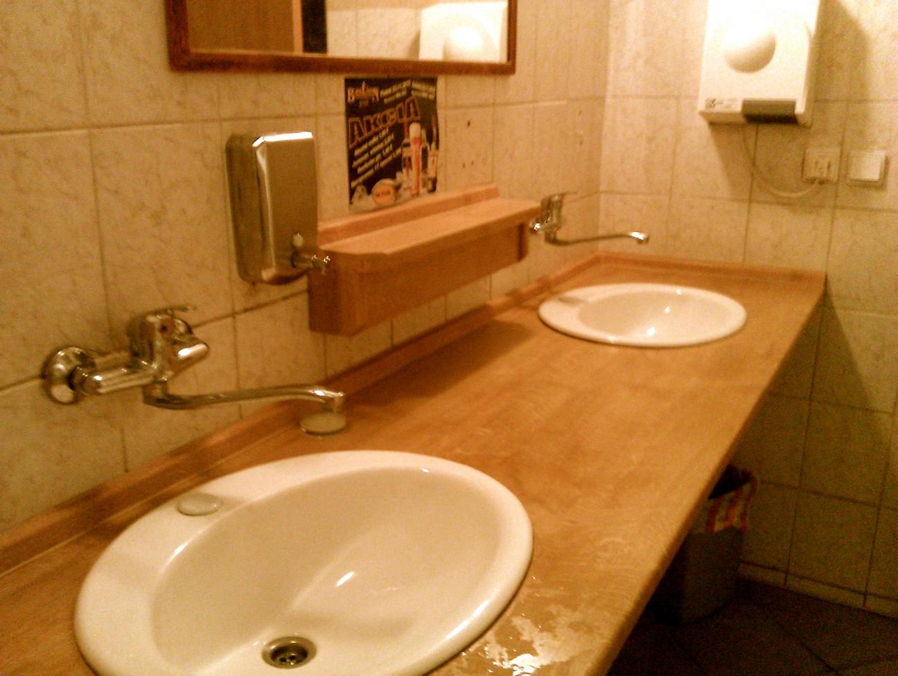 Záchody