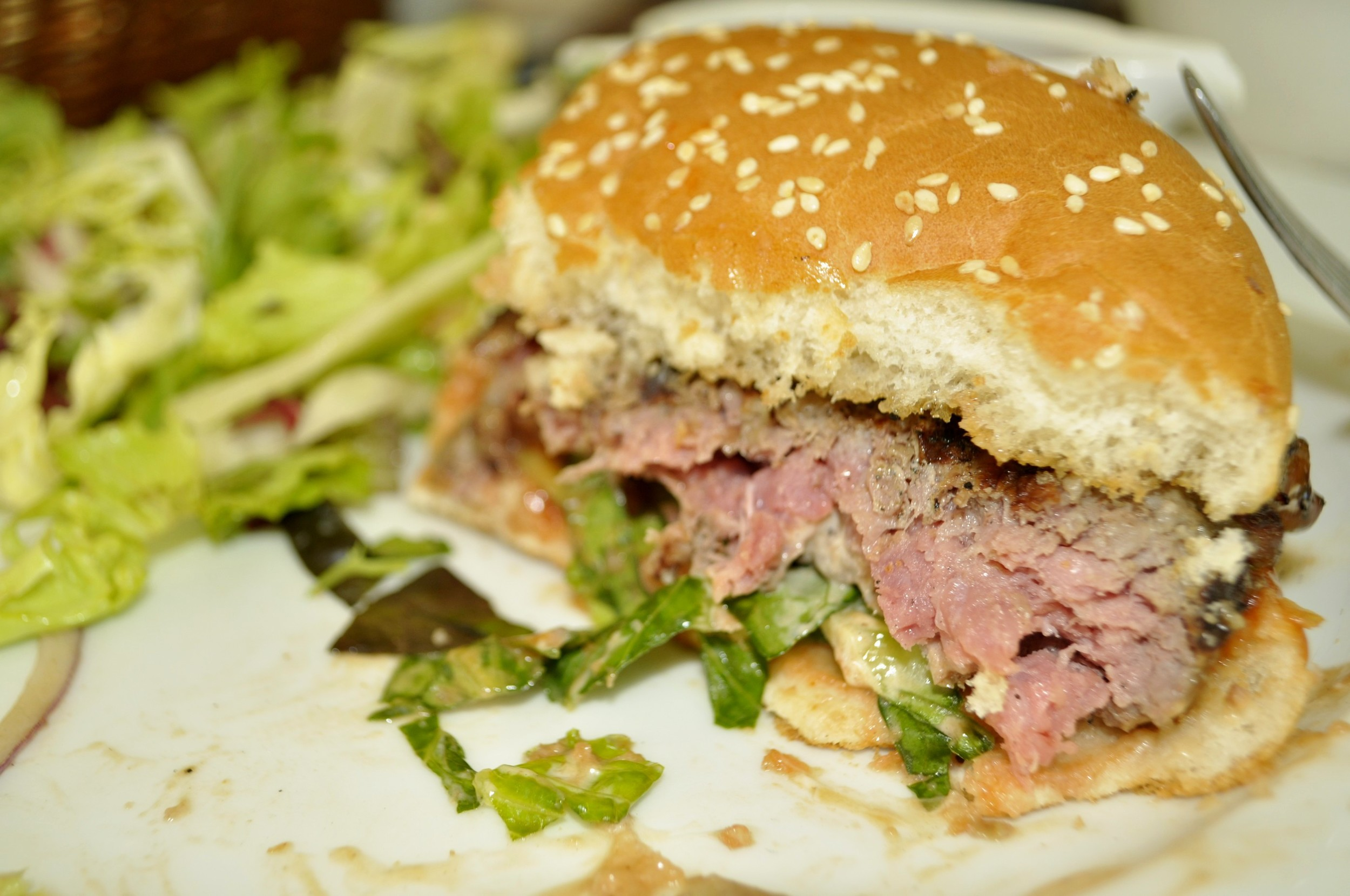 El Gaucho Burger Prierez