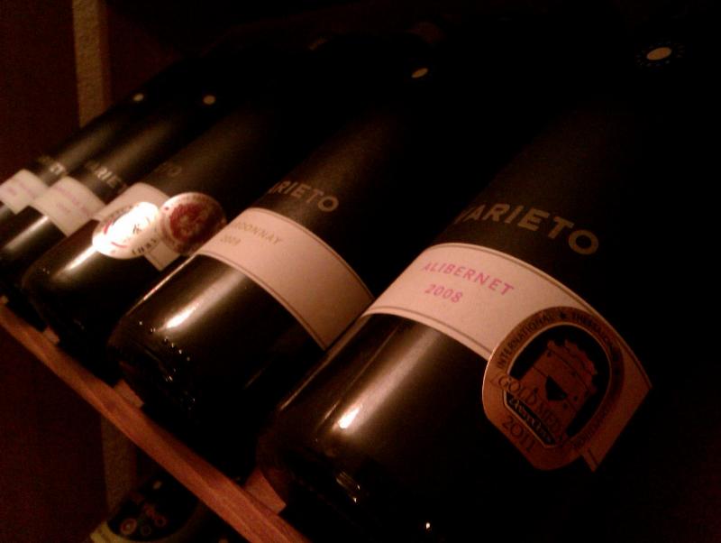 Kvalitné víno.