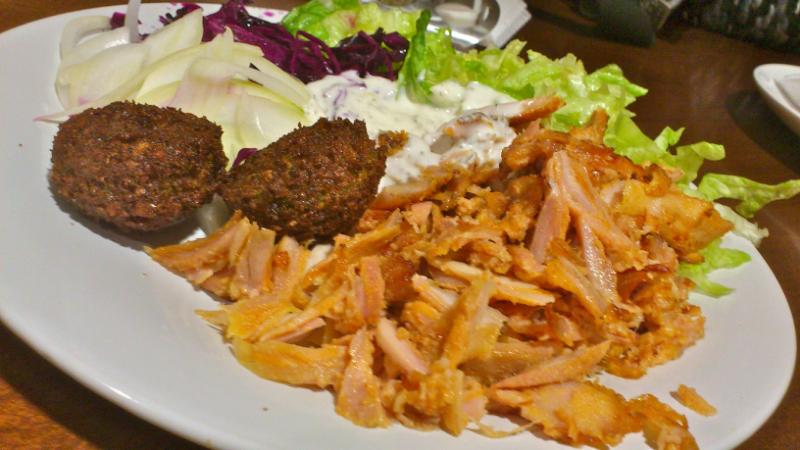Kebab na Tanier 2