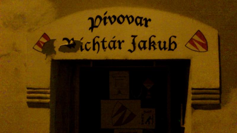 Pivovar Richtár Jakub Logo