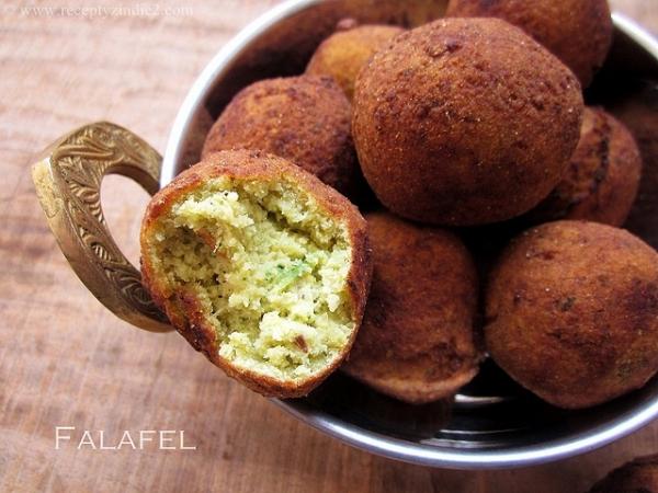 Najlepší Falafel