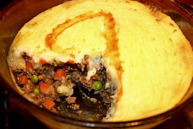 Pastiersky Koláč - Shepherd's Pie