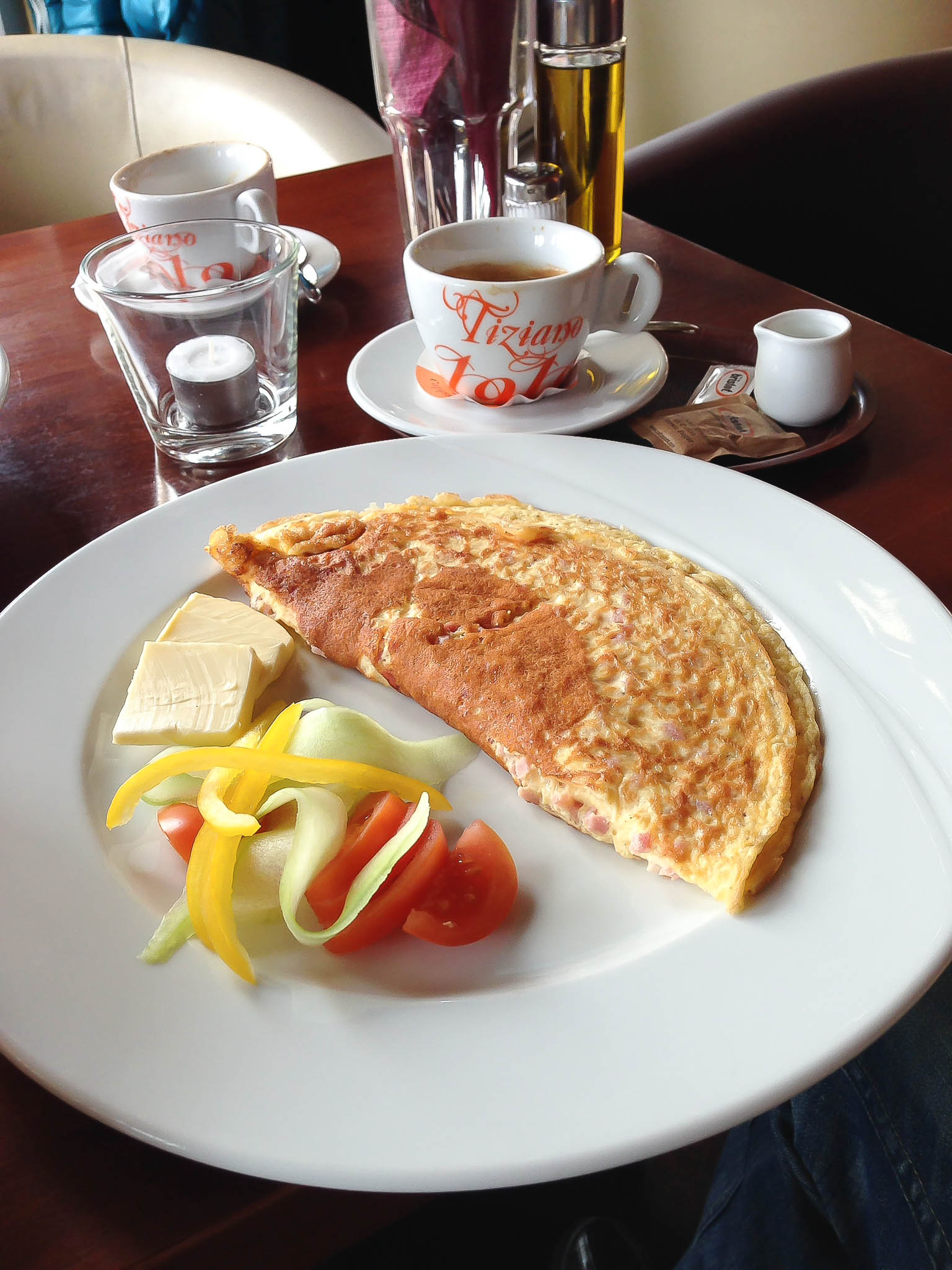 Tie raňajky stoja za hriech.