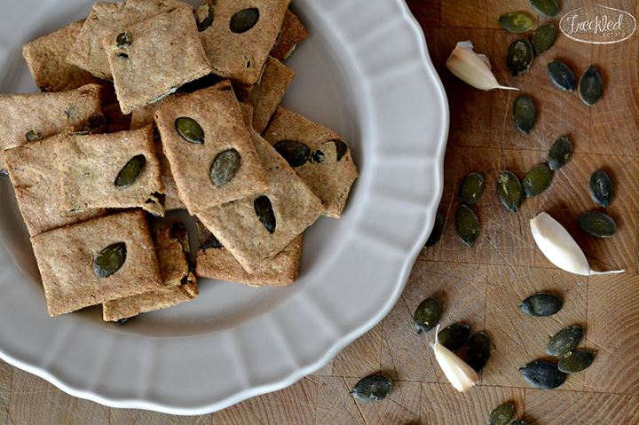 Sušienky od Freckled Potato.