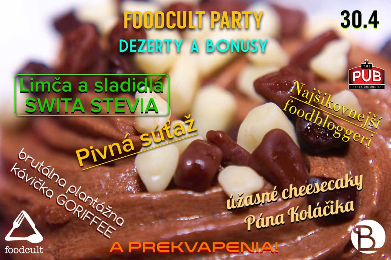 foodcult party bonusy