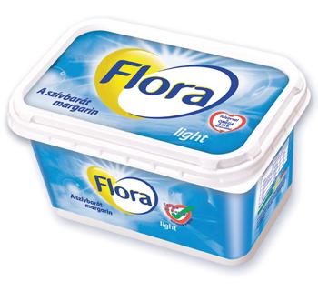 flora margarin hnus