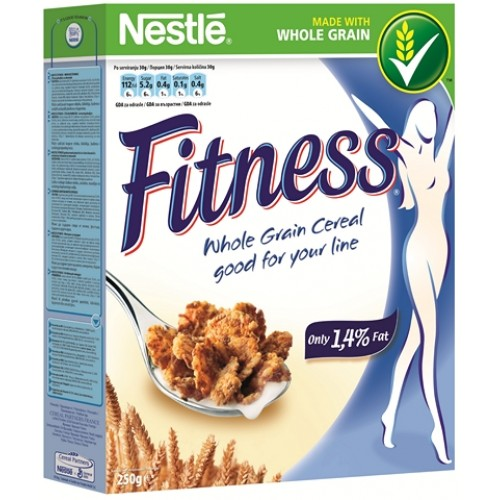 nestle fitness hnus