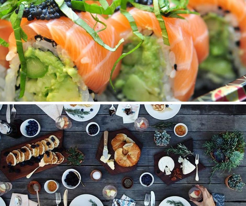 sushi + brunch bratilicious