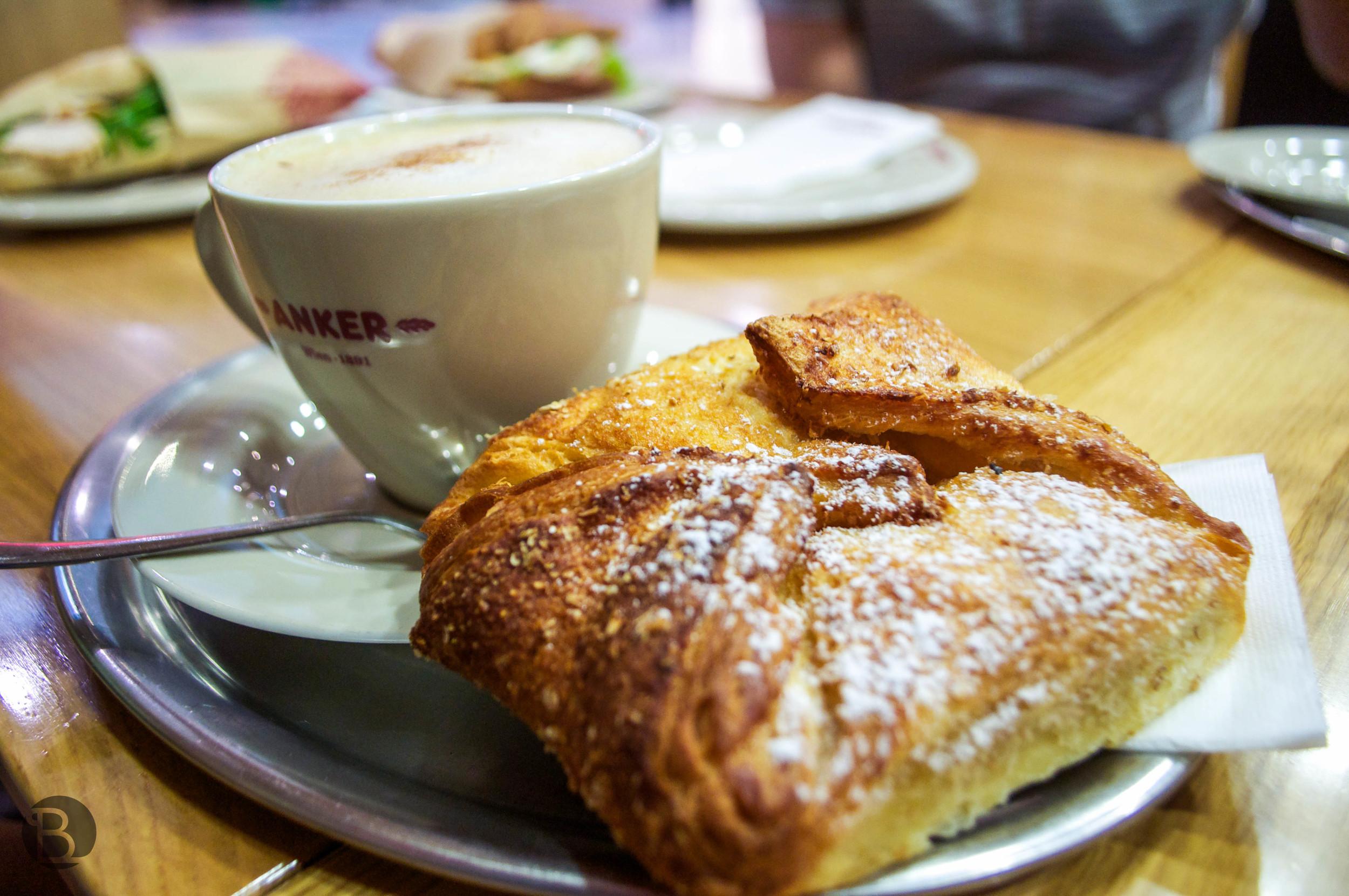 Kafé + koláčik!