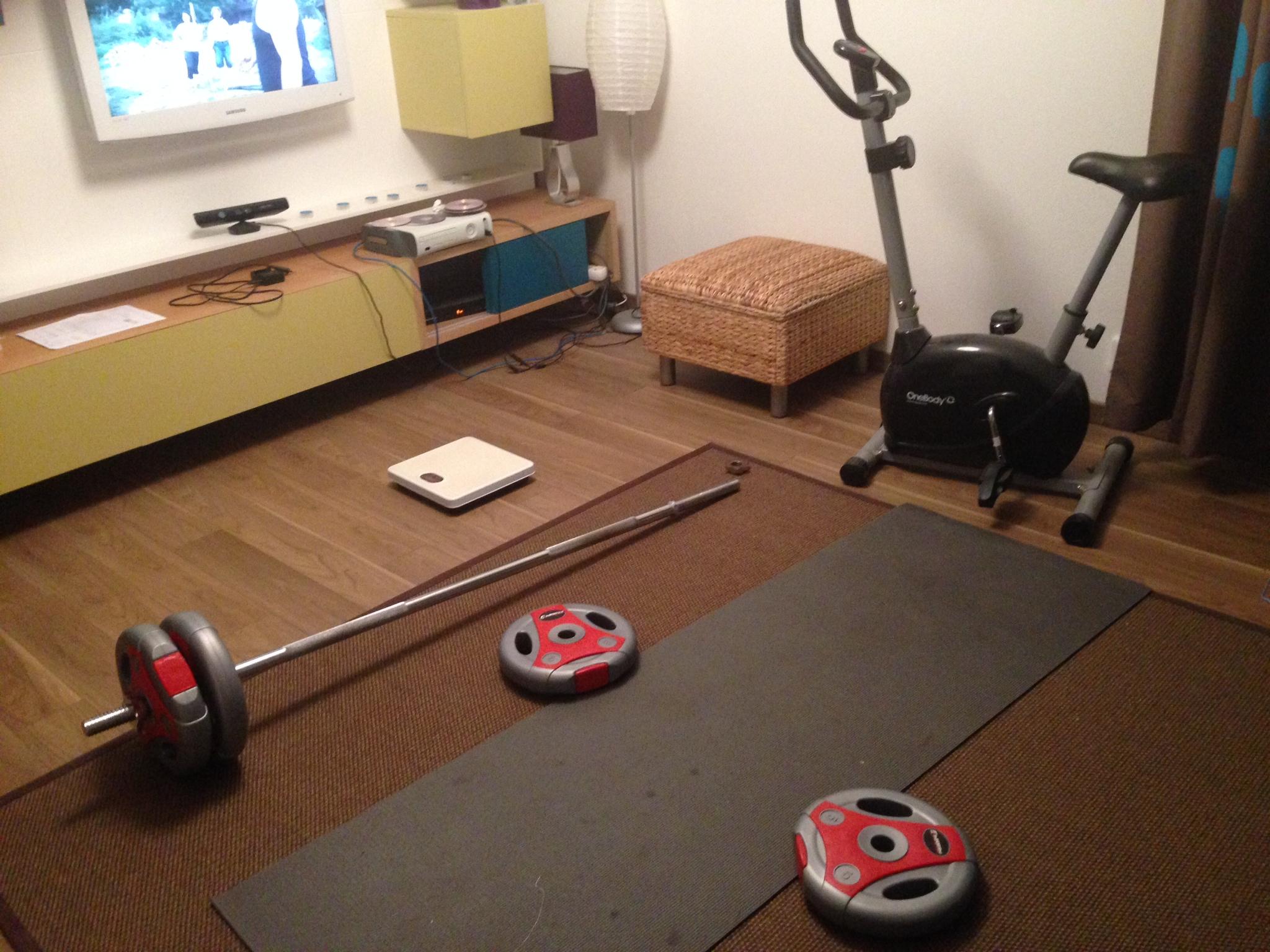 vecerny workout