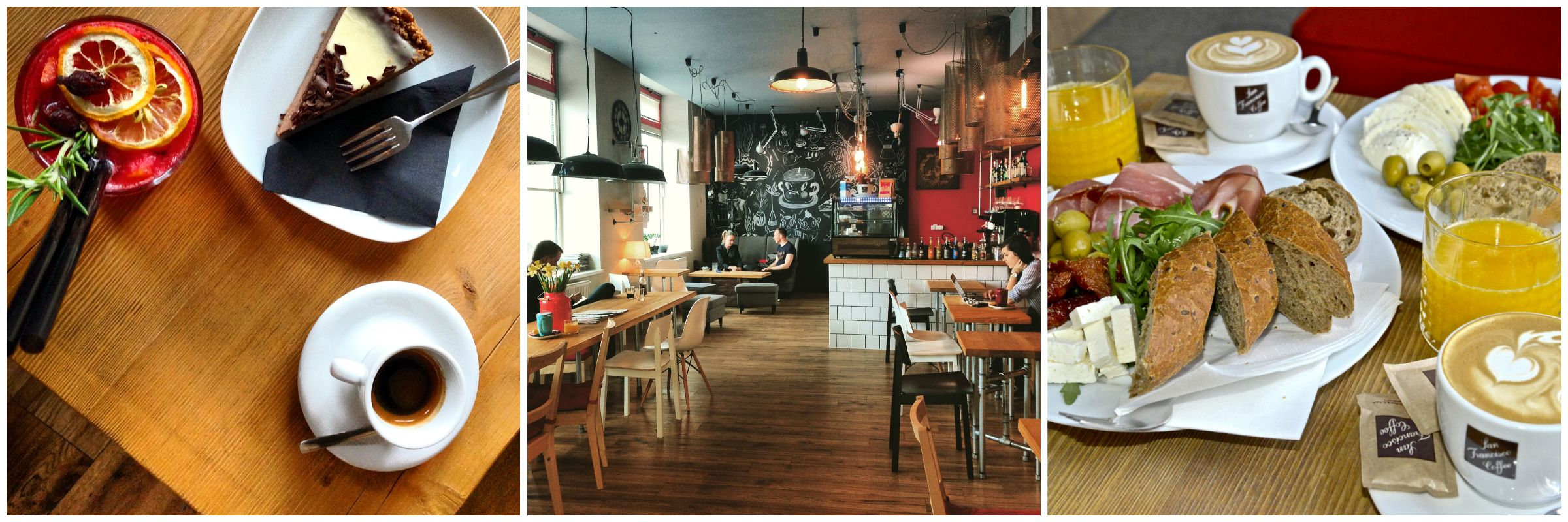 W cafe, FoodCult
