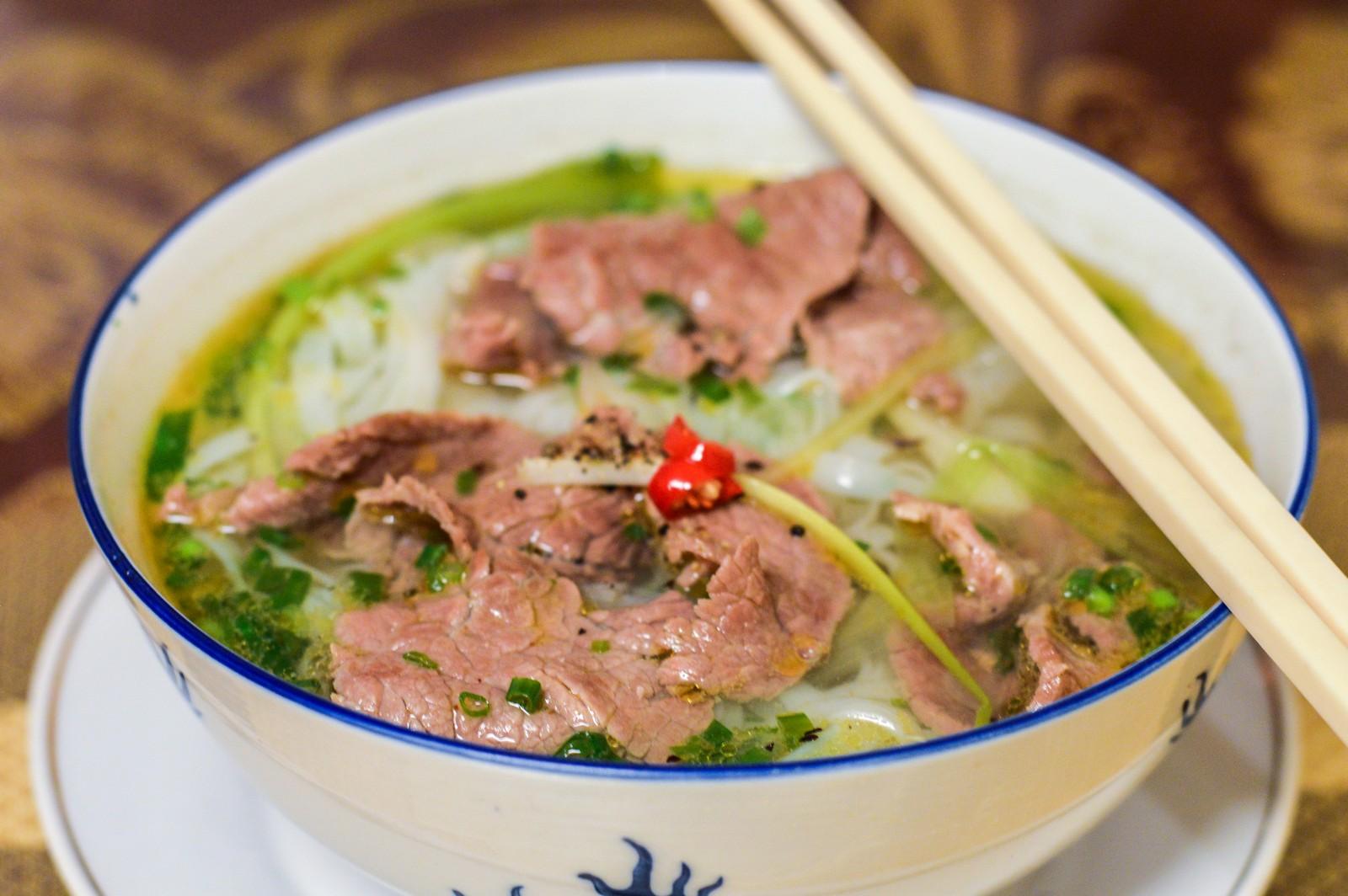 Či už horúca alebo pálivá z chilli, vietnamci si z toho ťažkú hlavu nerobia.