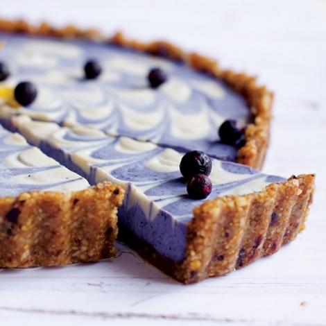Ak nás s touto tortou necháš osamote dlhšie ako minútu, nájdeš nás potom s modrými ksichtami ako šmolkovia.