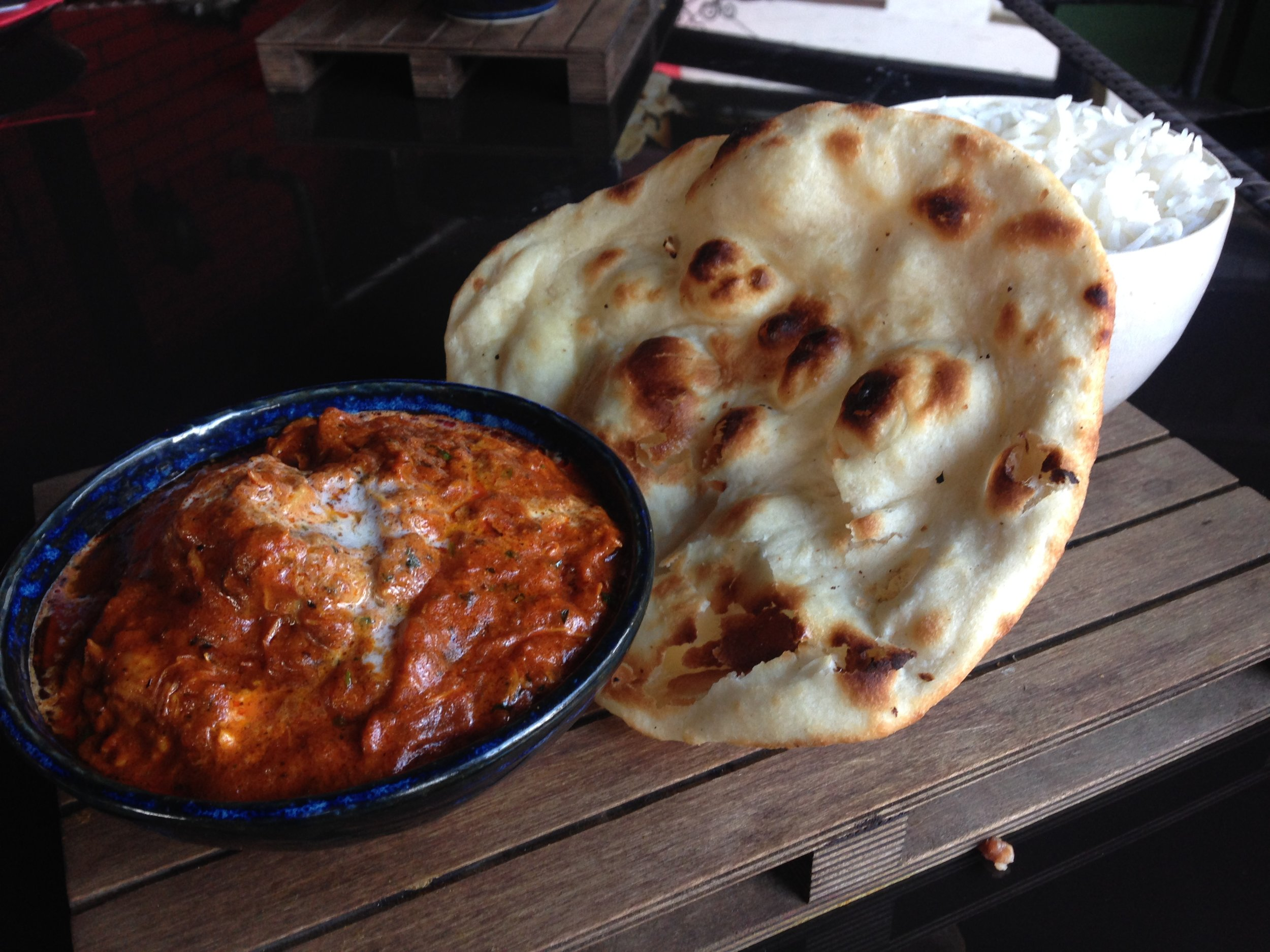 Chicken Tikka Masala proste musí byť, keď už je to najobľúbenejšie indické jedlo na svete.