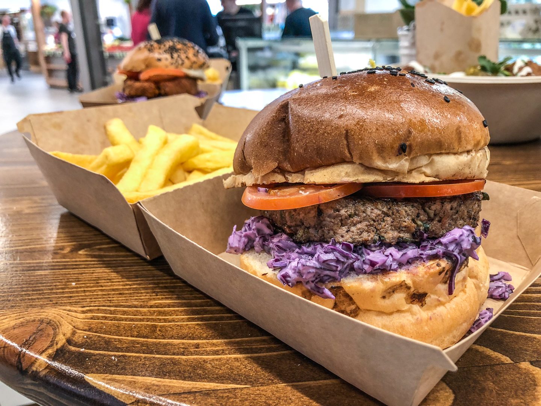 Kabáb Burger