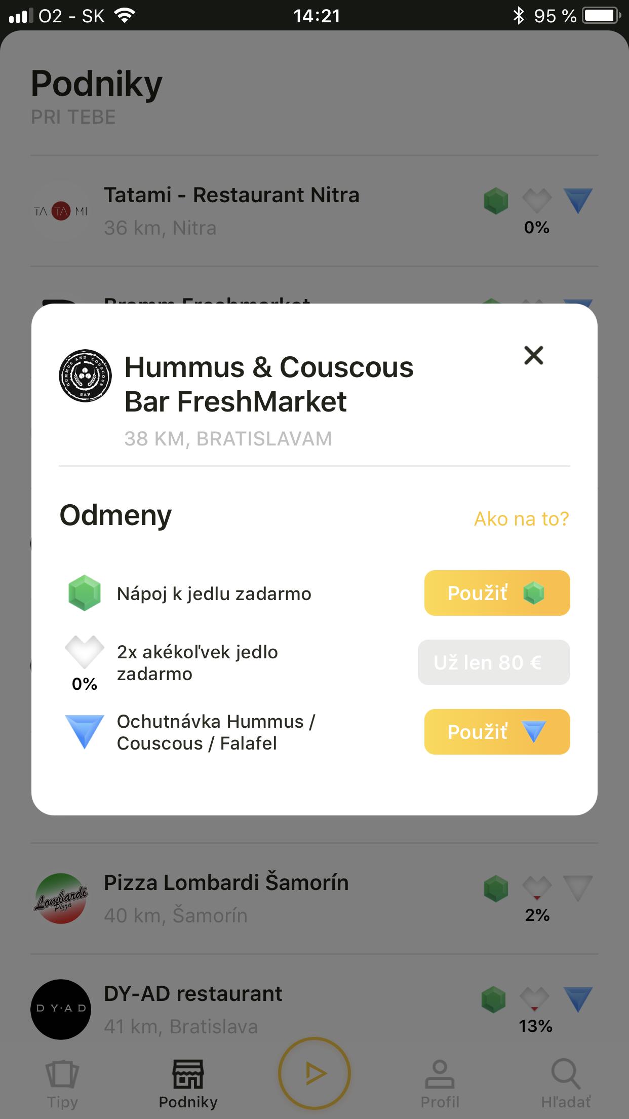 Hummus & Couscous Bar TRIFFT