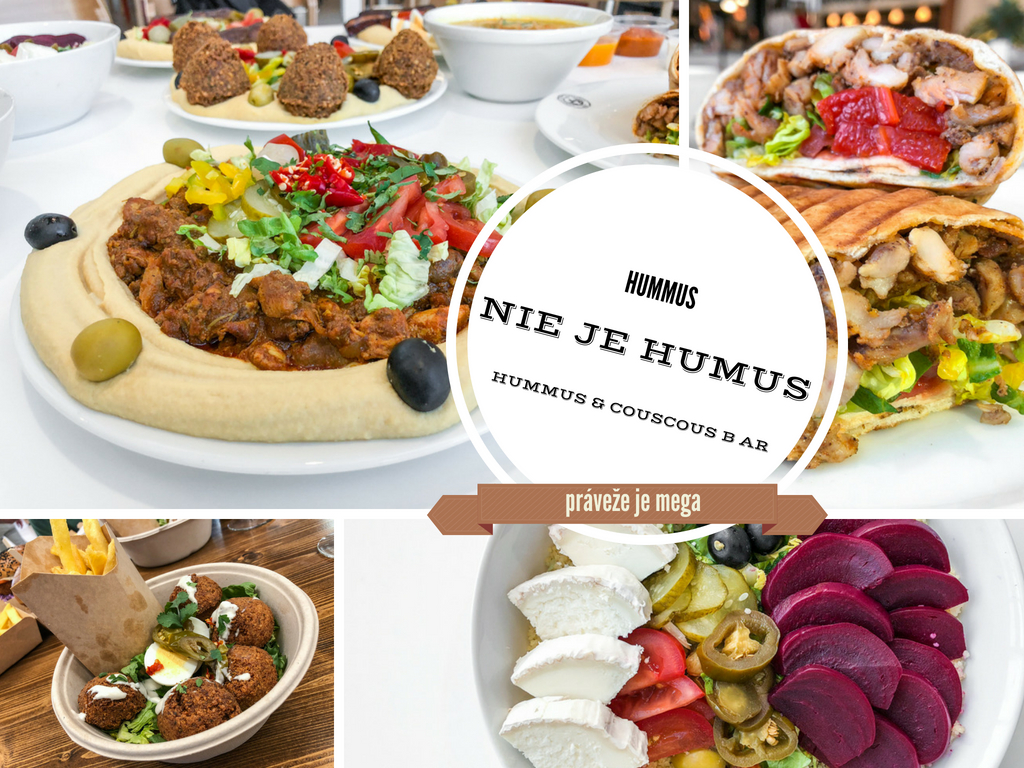 hummus couscous bar bratislava reštaurácia
