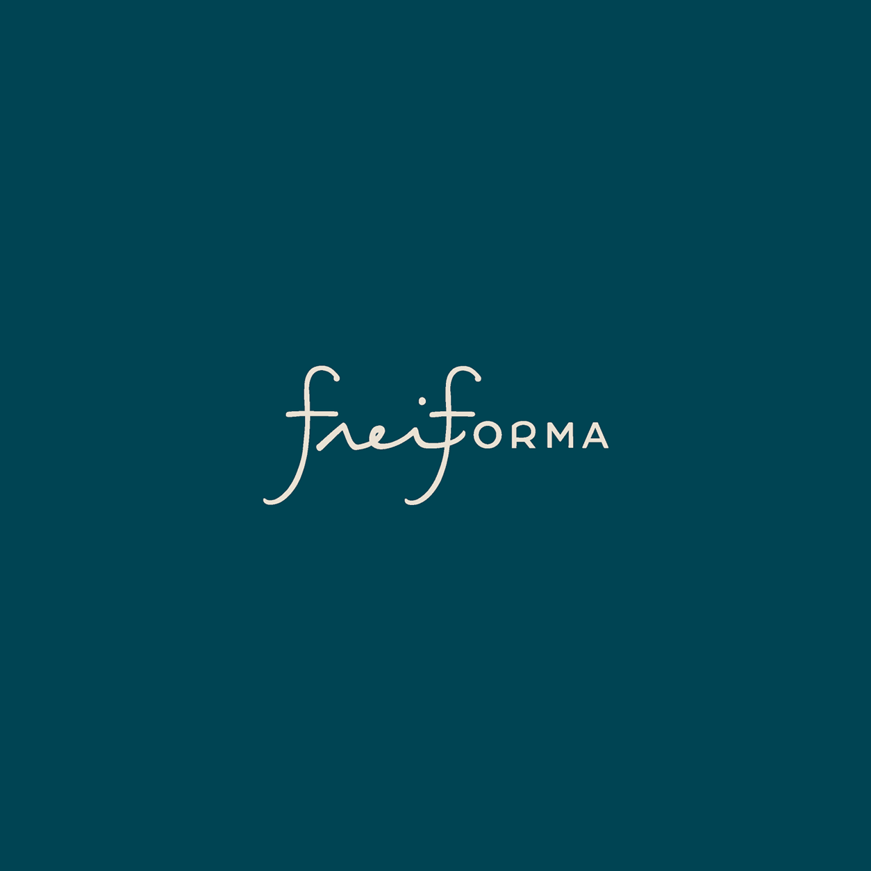 FREI FORMA  PERSONAL JEWELRY PROJECT