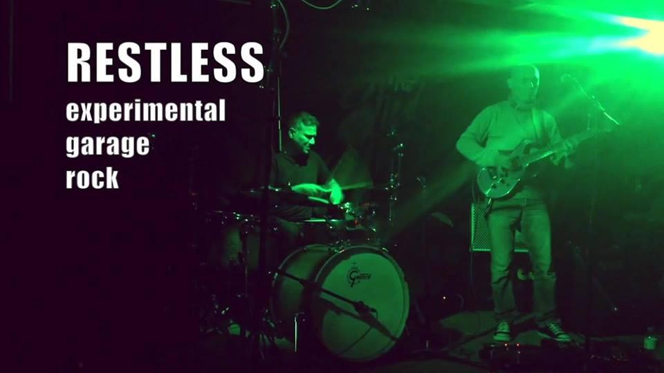 Photo: Restless