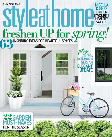Style At Home May 2018