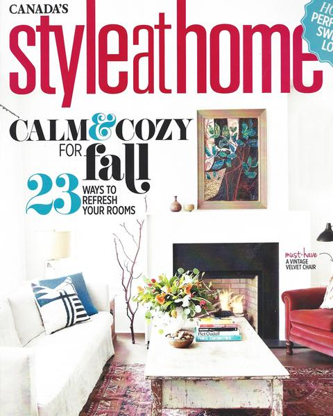 Style At Home Oct. 2016