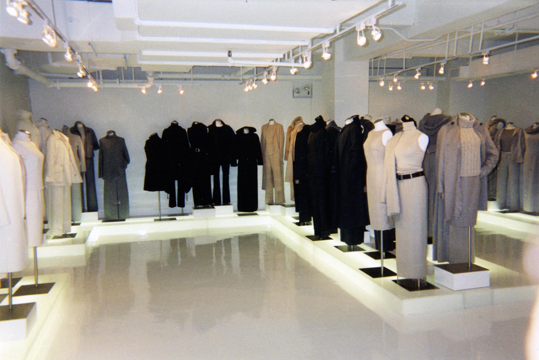 Anne Klein: Showroom.