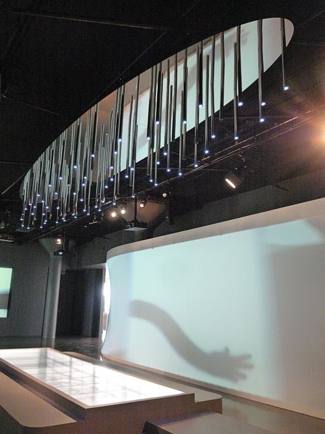 Hugo Boss: Market Week/Showroom installation.
