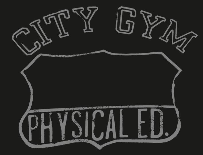 Artwork Pitch  Todd Snyder + Champion City Gym