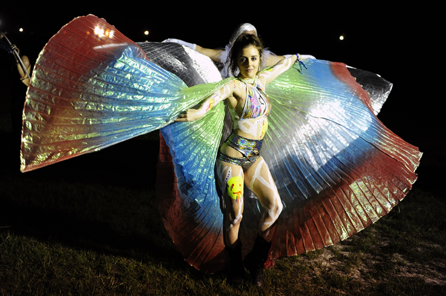 About 30,000 people descend on Okeechobee for the Okeechobee Music Festival on March 4, 2016 to see headliners such as Mumford & Sons, Skrillex, Kendrick Lamar, Robert Plant and Hall & Oates.