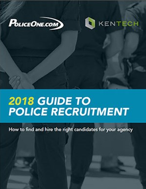 2018 GUIDE TO POLICE RECRUITMENT - This eBook details key strategies law enforcement leadership can immediately implement to begin bolstering their ranks.In this free eBook you'll learn:1. How to prepare for America's next generation of police officers.2. Why police departments need to recruit for resiliency.3. 5 ways police leaders can recruit and retain millennials.4. 5 reasons to find a partner for your background investigation process.