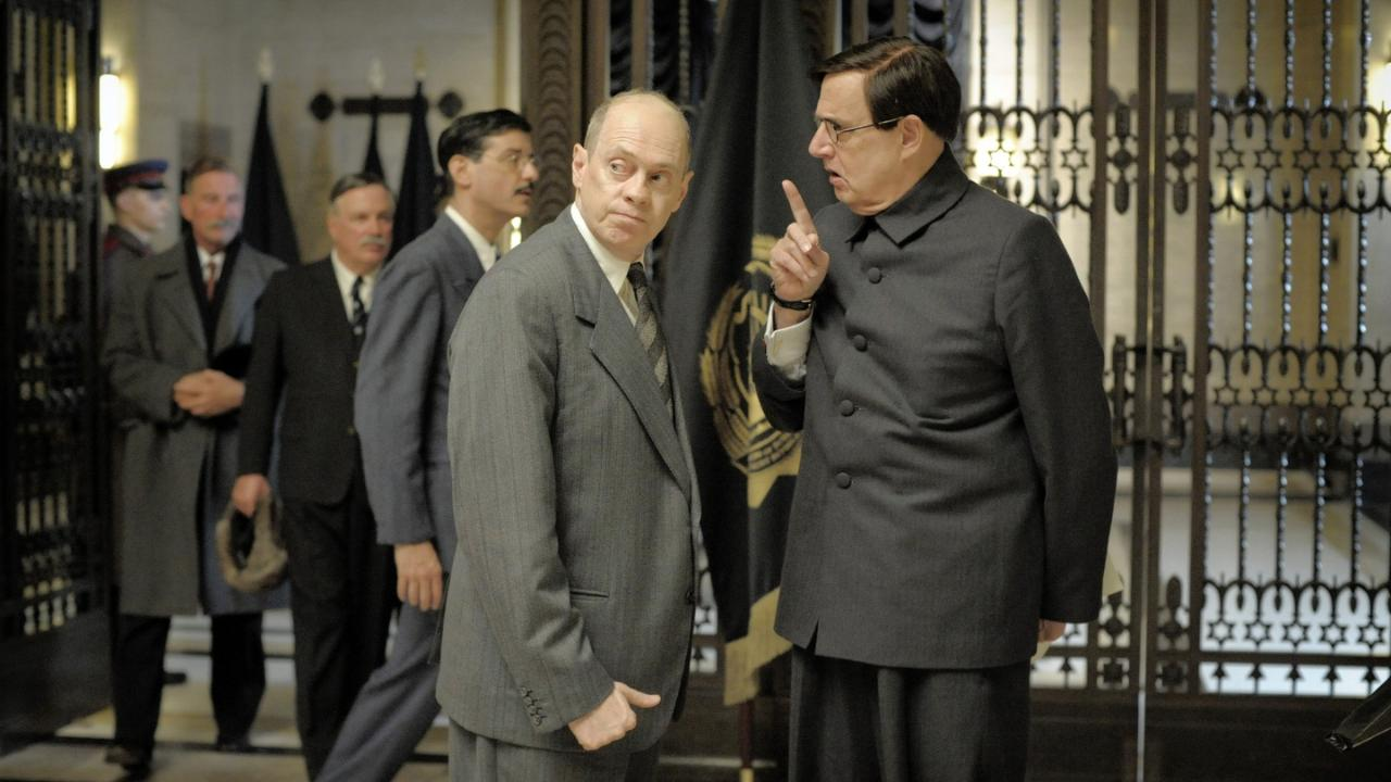 MOVIE REVIEW: The Death of Stalin — Every Movie Has a Lesson