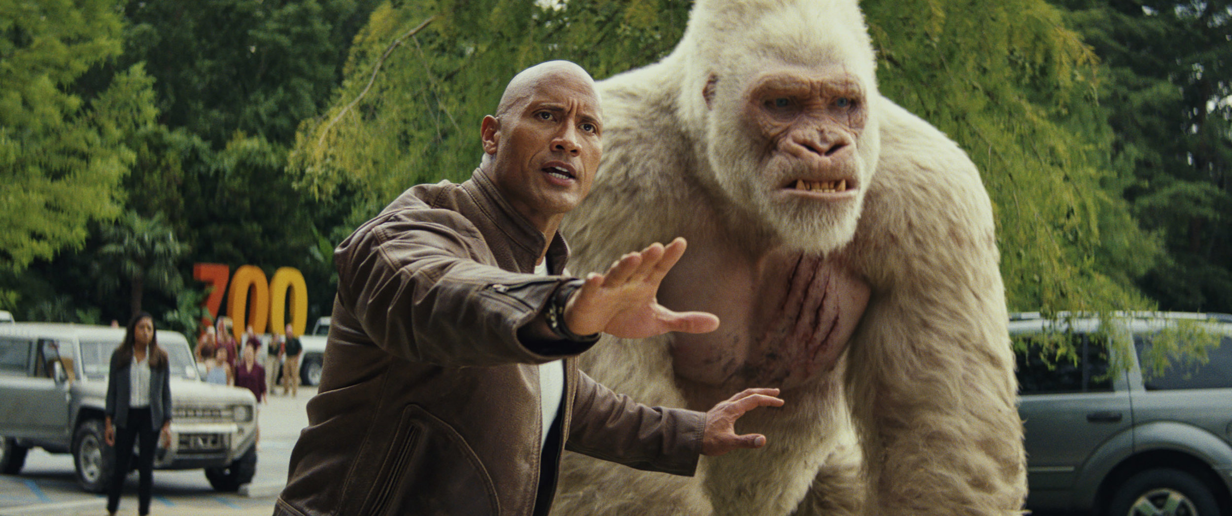 Movie Review Rampage Every Movie Has A Lesson
