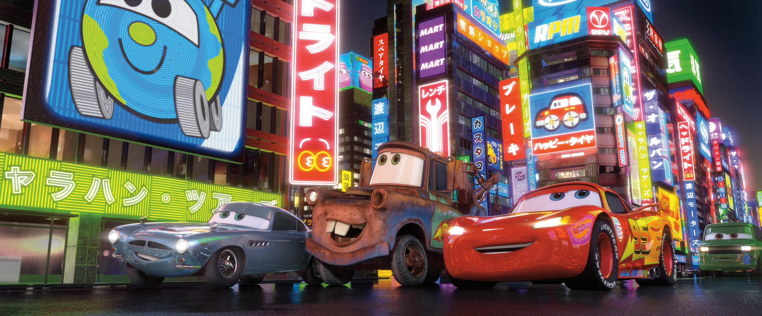 Movie Review Cars 2 Every Movie Has A Lesson
