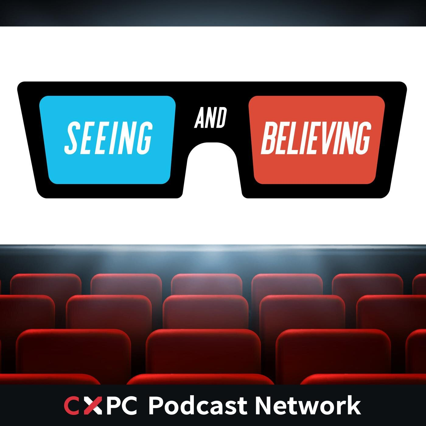 """MEDIA APPEARANCE: Guest on the """"Seeing and Believing"""" Podcast with Kevin McLenithan"""