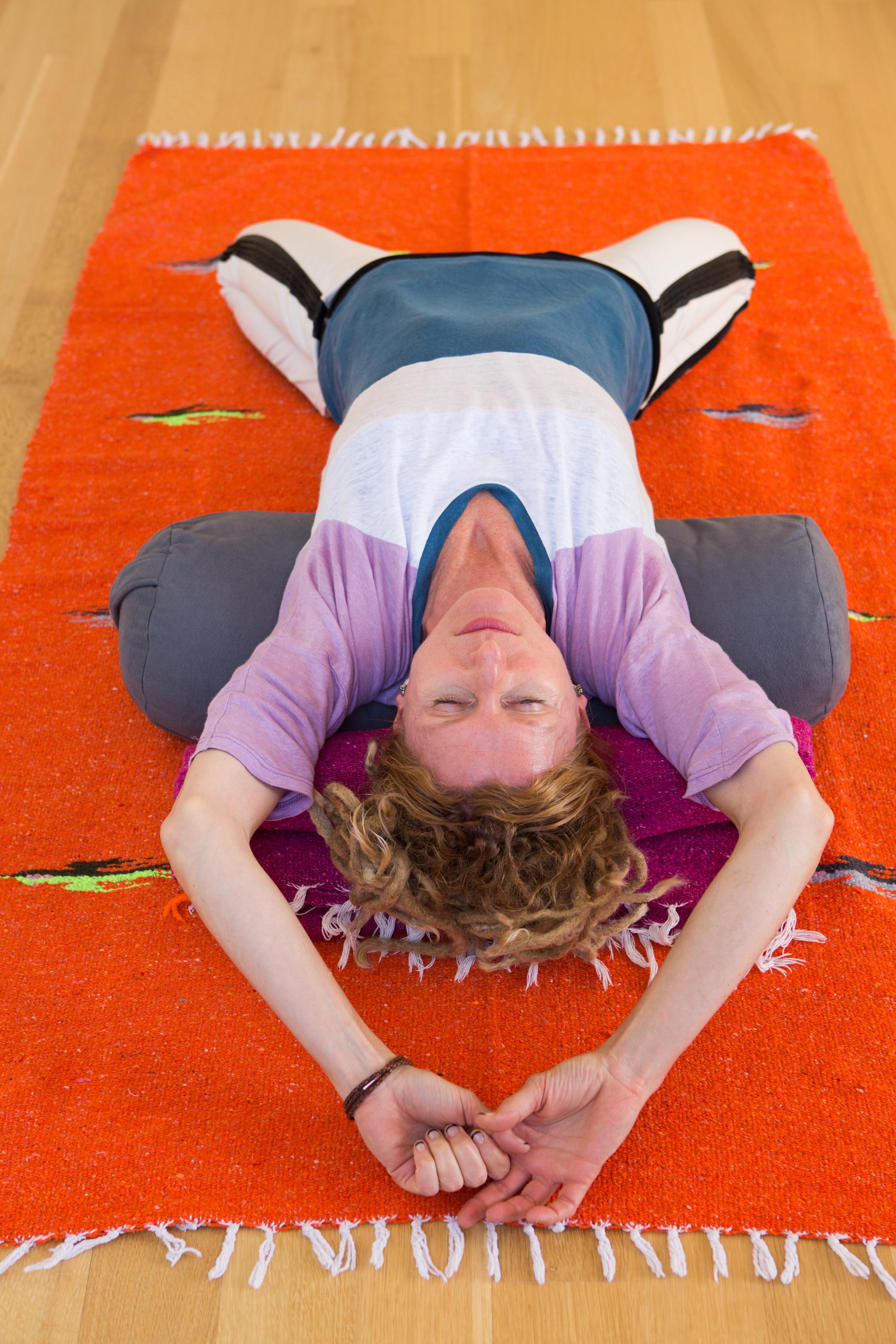 50 hr. Yin Yoga Teacher Training   Begins September 7th