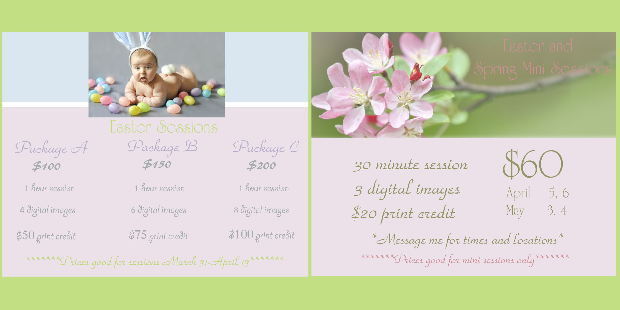 If you have any questions, or would like to schedule a session, please visit my Contact page!